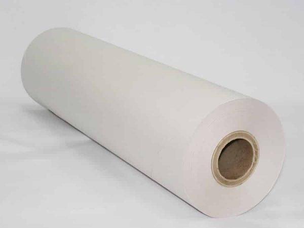 Roll of Newsprint paper from Allen Paper